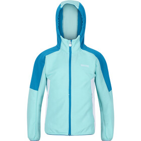 Regatta Jenning II Jacket Kids, cool aqua/blue aster